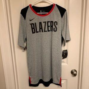 Nike Trailblazers Dri-fit shirt